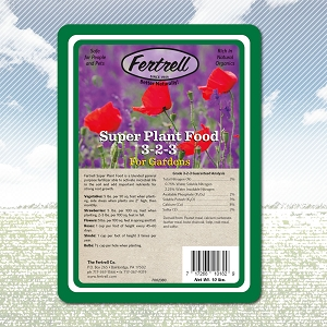 Fertrell Super Plant Food 3-2-3