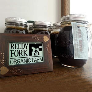 Reedy Fork Organic Farm Molasses