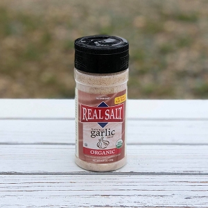 Real Season Garlic Salt 8.25 oz