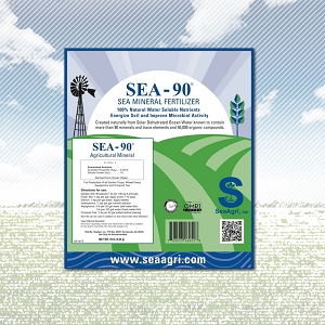 SeaAgri Sea 90 Agricultural Mineral, Multi Use