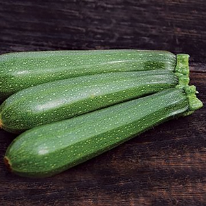 Dark Green Zucchini Seeds